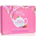 Picture of English Tea Shop Organic Premium Collection Pink Tin 36pk