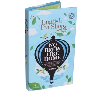 Picture of English Tea Shop Traveller Pack Blue 8 Sachets
