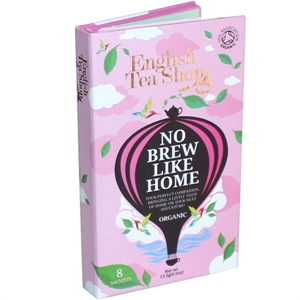 Picture of English Tea Shop Traveller Pack Pink 8 Sachets