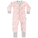 Picture of ErgoPouch Layers - Long sleeve Sleep Wear (1.0 Tog) - Spring Leaves