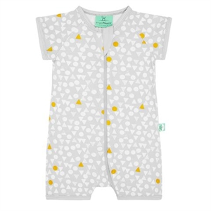 Picture of ErgoPouch Layers - Short Sleeve Sleep Wear (0.2 Tog) - Triangle Pops