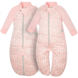 Picture of ErgoPouch Sleep Suit Bag 2.5 TOG Spring Leaves (Available 8-24mths)