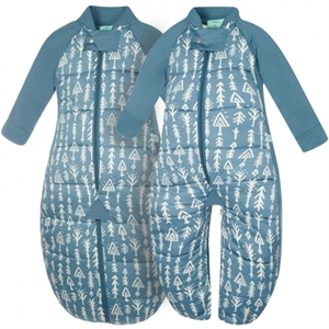 Picture of ErgoPouch Sleep Suit Bag 3.5 TOG Midnight Arrow (Available 2-12mths)
