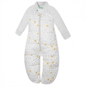 Picture of ErgoPouch Sleep Suit Bag (3.5 Tog) - Triangle pops (Available 2-4yrs)