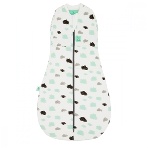 Picture of ErgoPouch Swaddle & Cocoon Sleep Bag 1.0 TOG Clouds 0-3M