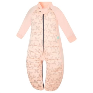 Picture of ErgoPouch Winter Sleep Suit Bag (3.5 Tog) - Petals (Available 2-4yrs)