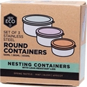Picture of Ever Eco Round Nesting Container Set of 3