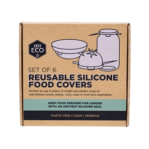 Picture of Ever Eco Silicone Food Cover Set Of 6