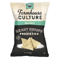 Picture of Farmhouse Culture Kraut Krisps Sea Salt - 142g