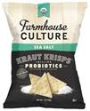 Picture of Farmhouse Culture Kraut Krisps Sea Salt - 28g
