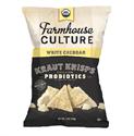 Picture of Farmhouse Culture Kraut Krisps White Cheddar - 142g