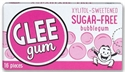 Picture of GLEE gum Sugar-free Bubblegum 16 pieces