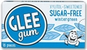Picture of GLEE gum Sugar-free Wintergreen 16 pieces
