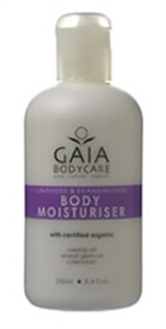 Picture of Gaia Body Moisturiser Lavender & Frankincense 250ml