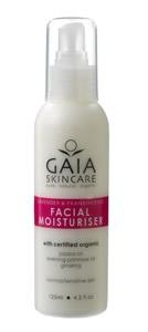 Picture of Gaia Facial Moisturiser 125ml