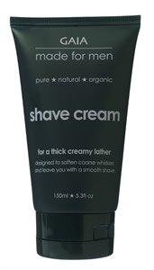 Picture of Gaia Made for Men Shave Creme 150ml