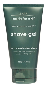 Picture of Gaia Made for Men Shave Gel 150ml