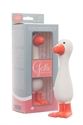 Picture of Gertie the Good Goose - Natural Rubber Teething Toy