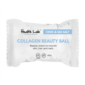 Picture of Health Lab Collagen Beauty Ball Choc & Sea Salt 40g