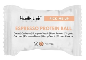 Picture of Health Lab Hemp Energy Ball Espresso 40g