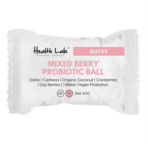 Picture of Health Lab Probiotic Beauty Ball Mixed Berry 40g