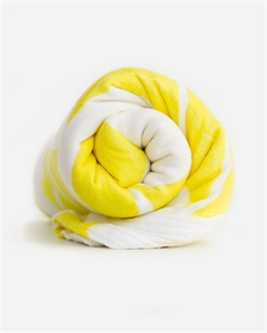 Picture of HeyBaby Bamboo Swaddle Wrap -GEO SUN!