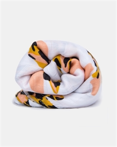 Picture of HeyBaby Bamboo Swaddle Wrap - ROAR!