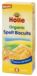 Picture of Holle Organic Baby Spelt Biscuits (8+ months) 150gm