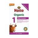 Picture of Holle Organic Infant Formula 1 (from birth) 600gm Bulk Buy x 3 cases