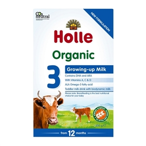 Picture of Holle Organic Infant Formula 3 - Toddler Formula (12+ months) 600gm Bulk Buy x 3 cases