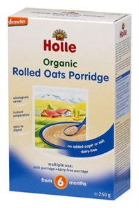 Picture of Holle Organic Oats Porridge (6+ months) 250gm