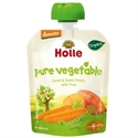 Picture of Holle Organic Pouch Carrot & Sweet Potao with Peas 90g from 4 months
