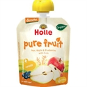 Picture of Holle Organic Pouch Pear Apple and Blueberries with Oats 90gm