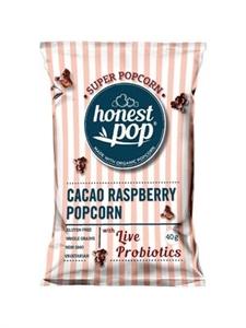 Picture of Honest Pop - Cacao Raspberry Popcorn 40g