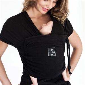Picture of Hugabub Organic Black and Black Pocket