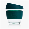 Picture of JOCO Reusable Glass Cup 236ml Deep Teal