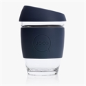 Picture of JOCO Reusable Glass Cup 354ml Mood Indigo