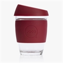 Picture of JOCO Reusable Glass Cup 354ml Ruby Wine