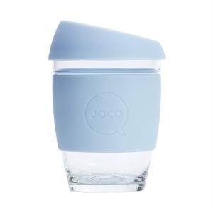 Picture of JOCO Reusable Glass Cup 354ml Vintage Blue
