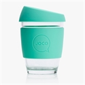 Picture of JOCO Reusable Glass Cup 354ml Vintage Green