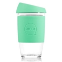 Picture of JOCO Reusable Glass Cup 473ml Vintage Green