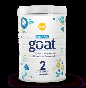 Picture of Jovie Organic Goat Follow On Milk - 6 -12 months  800g/28oz