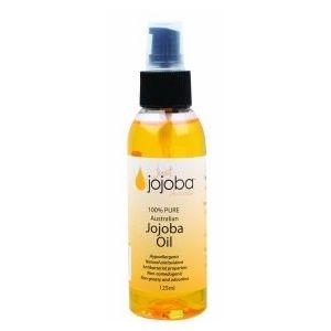 Picture of Just Jojoba Pure Golden Jojoba 125ml