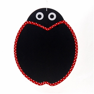 Picture of LadyBug Wall Mount chalkboard