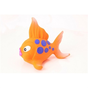 Picture of Lanco 100% Natural Rubber Teether Kacy Fish