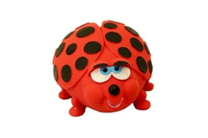 Picture of Lanco 100% Natural Rubber Teether Lilly Ladybird Sensory Toy