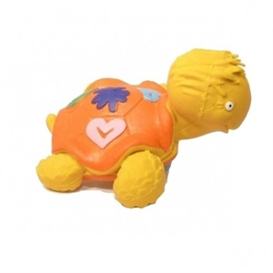 Picture of Lanco 100% Natural Rubber Teether Ned Turtle Yellow