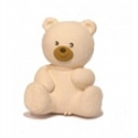 Picture of Lanco 100% Natural Rubber Teether Tommi Teddy Bear