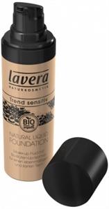 Picture of Lavera Natural Liquid Foundation Porcelain 01 30ml