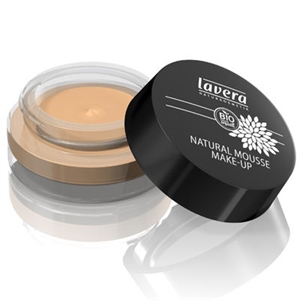 Picture of Lavera Natural Mousse Make up Honey 03